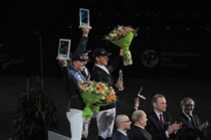 Krzysztof Ludwiczak trzeci Cavaliada Tour 2016/17